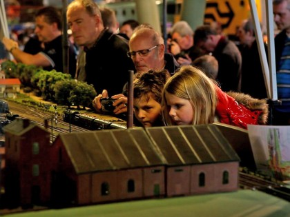 Spoorwegmuseum evenement OnTraxs – Tilt-shift timelapse