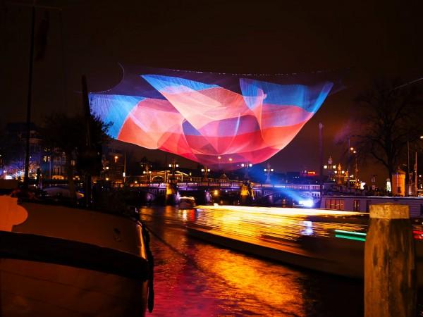 The making of Amsterdam Light Festival 2012/ 2013