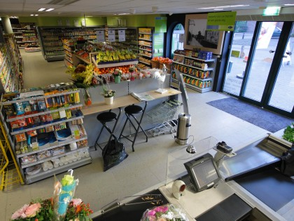 Ombouw Supermarkt Dagwinkel Velddriel timelapse