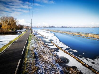 Natuurvriendelijke oevers in de Reeuwijkse Plassen