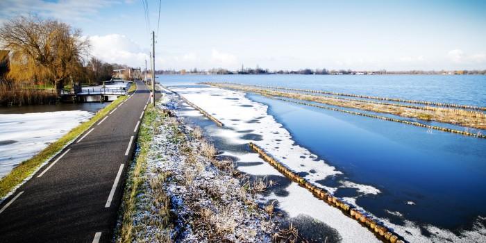 Overflow timelapse: Aanleg natuurvriendelijke oevers in de Reeuwijkse plassen