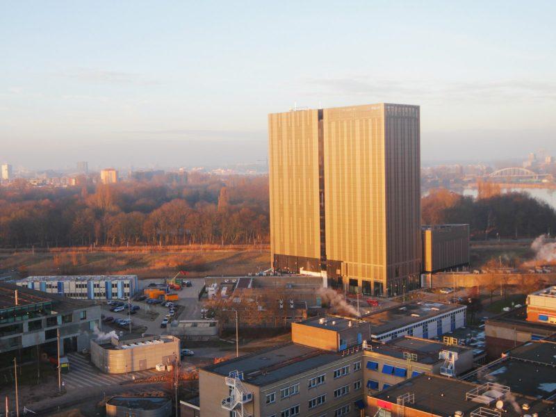 Digital Realty – Amsterdam Data Tower corporate movie