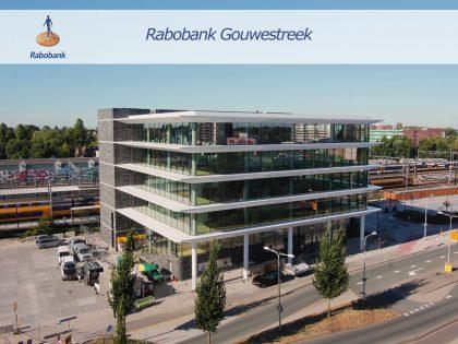 Timelapse Nieuwbouw Rabobank Gouwestreek