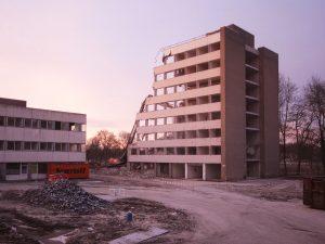 Timelapse sloop Elisabeth-ziekenhuis