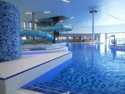 Timelapse: De bouw van zwembad Aquamar Katwijk