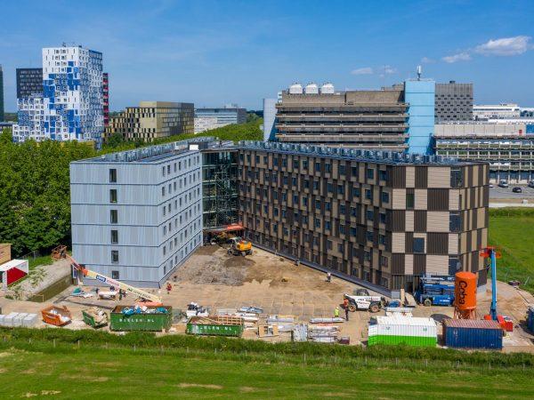 Timelapse: De bouw van Campus 030