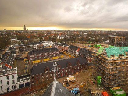 Timelapse Weezenlanden Zwolle: 5 jaar
