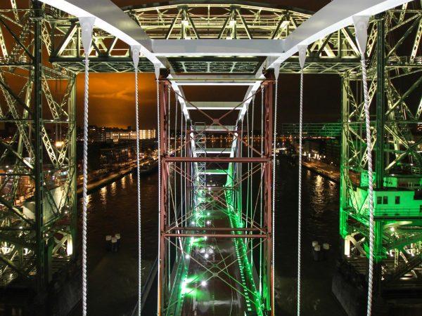 Timelapse: De reis van de Suurhoffbrug