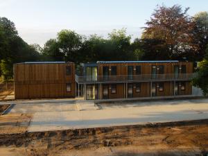 Timelapse Tiny Houses Hilversum